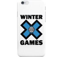 Winter X Games iPhone Case/Skin