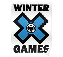 Winter X Games Poster