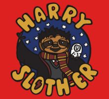 Harry Sloth-er by RedPandonite