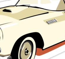 Mrs Peel Car Sticker