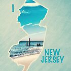 I Love New Jersey by Kadwell