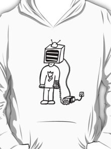 Wired In Retro Gamer T-Shirt