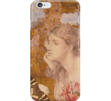 Stone Angel iPhone Case/Skin