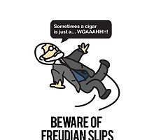 Beware of Freudian Slips by Articles & Anecdotes