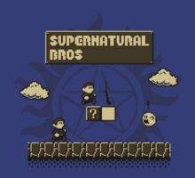 Supernatural Bros. T-Shirt