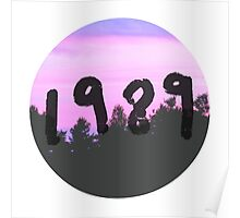 1989 (Nature) Poster