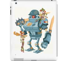 Bot Girls iPad Case/Skin