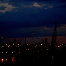 Refinery in the dark by shakey