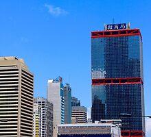 City of Colors V - Hong Kong. by Tiffany Lenoir