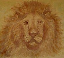 Lion  by PoetryArt