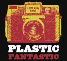 Plastic Fantastic - HOLGA by thehorror