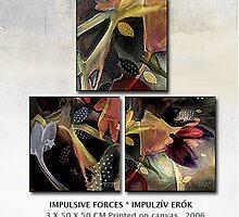 Implusive Force I-II-III. by EvyGabi