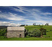 Spring Skies Photographic Print
