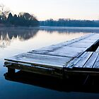 Frosty Coate Water by Pete Latham