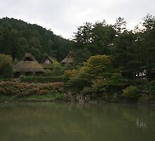 Takayama - Hida No Sato - Traditional regional houses by Trishy