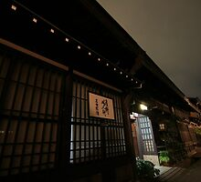 Takayama - Night Moves III by Trishy