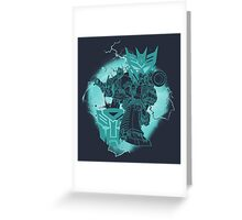 One Shall Rise Greeting Card