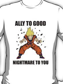 Goku powerup T-Shirt