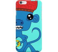 Space Monkey iPhone Case/Skin