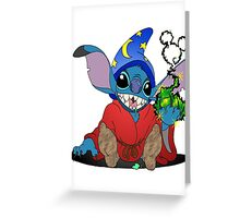 Sorcerer Stitch Greeting Card