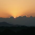 Mountain Magic, Sunrise by Sherri Hamilton