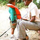 Going Fishing by oscarcwilliams