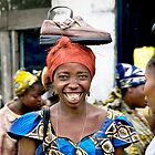 &#x27;Shoe Woman&#x27;, Democratic Republic of Congo by Melinda Kerr