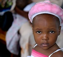 'Pink Hat,' Heal Africa Hospital, Democratic Republic of Congo by Melinda Kerr