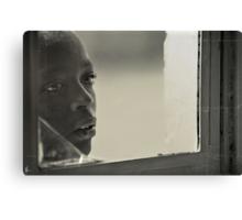 'Aching,' Northern Rwanda Canvas Print