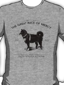 Great Race of Mercy T-Shirt