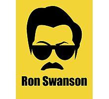 Ron Swanson Photographic Print