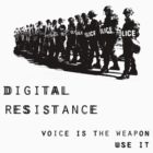 Digital Resistance by Ash Laws