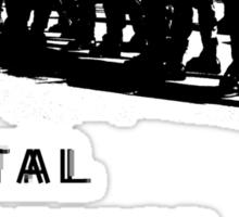 Digital Resistance Sticker