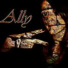 Ally---Rock Girl by quin10