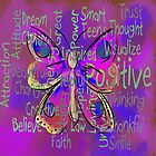 Positively Butterly by Michelle Potter