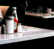 Breakfast in America # 02 by fabricedeloor