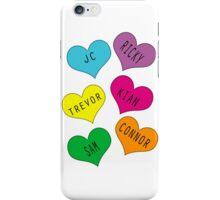 o2l hearts iPhone Case/Skin