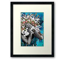 Venusa Framed Print