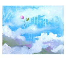 The Balloon's Journey 1 by Tracey Read