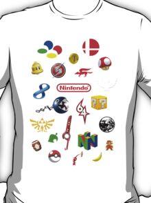 Nintendo collage T-Shirt