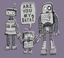 My Data? Robot Kid Kids Clothes