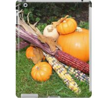 The Fall & Thanksgiving iPad Case/Skin