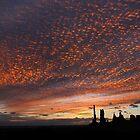 Birthday sunrise by Robyn Lakeman