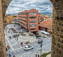 The Walls of Avila by JJFarquitectos