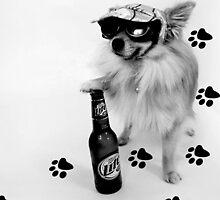 Dog Gone Wild! by grinandbearit