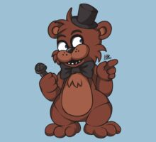 Chibi Freddy by InkyBlackKnight