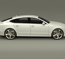 Audi RS7 by RolandStuDesign
