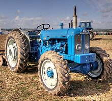 Roadless Tractor  by Rob Hawkins