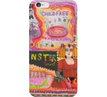 Happy mother's day (to yourself) iPhone Case/Skin