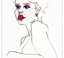 """""""Pink Lady"""" by Mark Ramstead"""